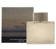 PURE NAUTICA For Men By NAUTICA Eau De Toilette Spray