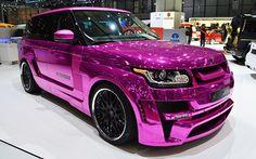 Hot SUV