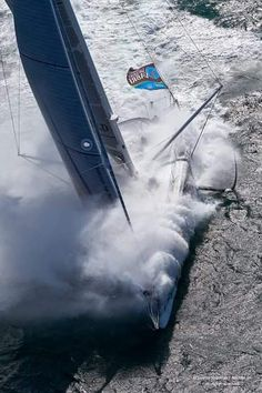 Magnificent sailboat exterior - go and visit our story for lots more good tips! Volvo Ocean Race, Sail Racing, Sailboat Racing, Marine Photography, Classic Sailing, Le Havre, Dinghy, Sail Away, Set Sail