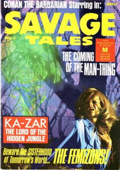 SAVAGE TALES OF KI-GOR, Lord of the Jungle | Site best viewed with your eyes