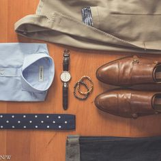 Outfit grid - Smartly turned out