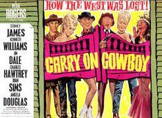 Image result for carry on screaming poster