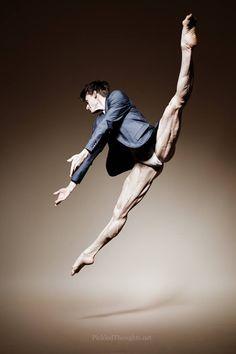 Marian Walter Soloist, Opera Ballet of the Deutsche Oper Berlin