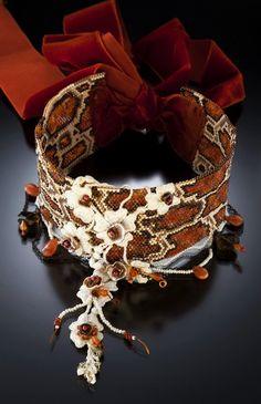 snake beaded jewelry