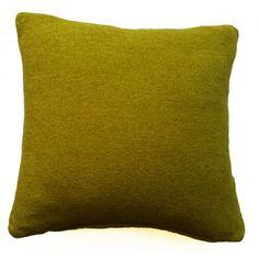 Chenille Cushion Cover- Light Green (38cm x 38cm) - Mode Alive - Home Decor Heaven