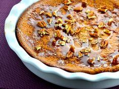 Recipe of the Day: Gluten Free Blender Pecan Pie