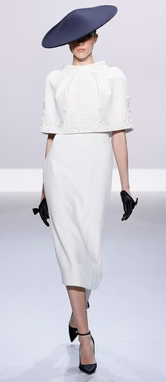 Ralph & Russo Couture Spring/Summer 14