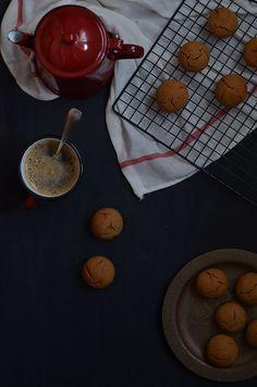 Ananás e Hortelã: Biscoitos de Especiarias