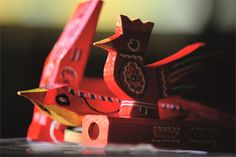 Croatian Culture TZ Traditional Manufacturing of Children's Wooden Toys in Hrvatsko Zagorje