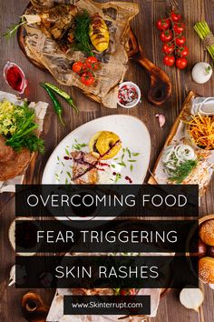 Learn how you end up with food fear from eliminating food from your diet. Eczema Psoriasis, Skin Rash, Beef, This Or That Questions, Ethnic Recipes, Food, Meat, Essen