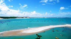 *****Rio Grande do Norte: as principais praias do estado-Brasil