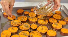 Πεντανόστιμες ιδέες & συνταγές με γλυκοπατάτα!