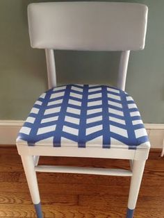 Paper & Fox's Thrift Store Chair Makeover