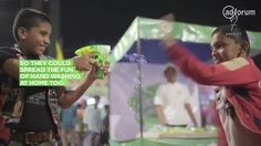 Interactive Outdoor Experience Dettol Germbursters for Dettol by McCann Worldgroup India - Dettol has been actively encouraging the habit of hand washing in children. The objective was to take this endeavour one step forward.  Children don't wash hands because they find it boring. Therefore, the strategy was to engage them into hand washing, while they have a great time.  We identified a place where children are more susceptible to infections – melas (fairs). A huge hit among kids, where…