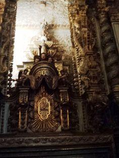 Mariana (MG) - Igreja Matriz - Arte Barroca