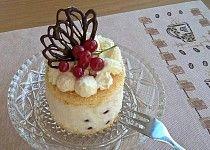 Minidortík s tvarohem a rybízem Waffles, Pancakes, Cheesecakes, Pudding, Treats, Breakfast, Sweet, Desserts, Food
