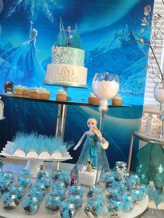 Frozen party details
