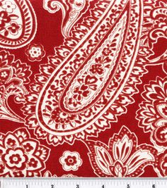 1000 Images About Red Paisley On Pinterest Paisley
