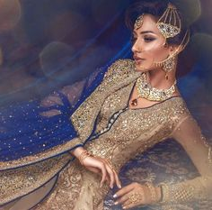 Everything about this is epic.but that highlight! Pakistani Bridal Couture, Indian Bridal Fashion, Asian Fashion, Pakistani Outfits, Indian Outfits, Pakistani Clothing, Bridal Photoshoot, Asian Bridal, Desi Clothes
