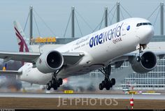 A7-BAB. Boeing 777-3DZER. JetPhotos.com is the biggest database of aviation photographs with over 3 million screened photos online!