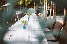 hu'u bistro garden dining party #huubistro #outdoor #tropical #gardenparty #palmtree #bali #seminyak