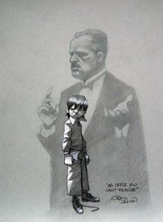 Superhero Kids - The Godfather by Craig Davison *