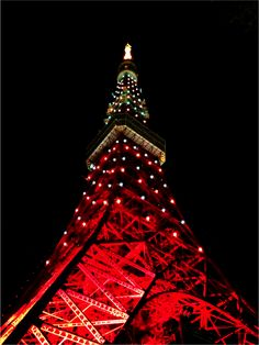 TOKYO TOWER diamond veil ver.