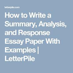 Wonderful Analytical Summary Essay Carpinteria Rural Friedrich Help Writing An Essay  Outline Analytical Essay Writing Examples Summary Response Essay Outline  Service ...