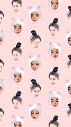 Red Velvet Seulgi, Red Velvet Irene, Said Wallpaper, Red Velet, Peek A Boo, I Icon, Aesthetic Backgrounds, Kpop Girls, Cute Wallpapers