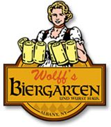 Wolff's Biergarten in Albany, NY offers a great selection of German beer and food. They have multiple TVs and routinely air soccer games. An extra bonus: it's kid-friendly! Find more places to watch the World Cup in the USA: http://pin.it/AeGWA1a