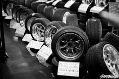 I love those 'old skool' Japanese Wheels