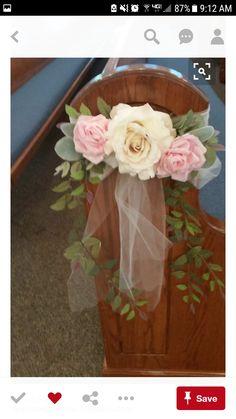 New Wedding Decorations Flowers Church Pew Ends Ideas wedding pews New Wedding Decorations Flowers Church Pew Ends Ideas Church Wedding Flowers, Wedding Pews, Wedding Bouquets, Wedding Church Aisle, Pew Bows For Wedding, Wedding Sunflowers, Church Weddings, Hindu Weddings, Wedding Navy