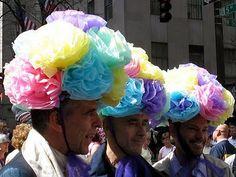 Flair for Design: Easter Bonnet Parade!