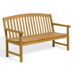 Oxford Garden Chadwick 60-inch Bench - Overstock Shopping - Great Deals on Oxford Garden Outdoor Benches