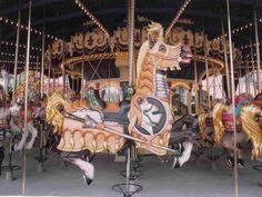 Euro Disney Lance Carousel Horse by Joe Leonard