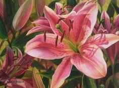 Karen Sioson Watercolors
