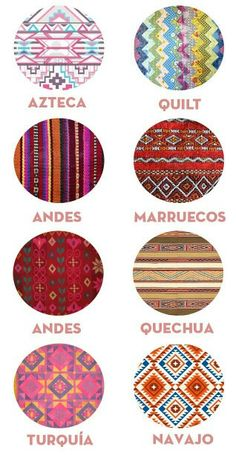 Tribal étnico. #tendencia
