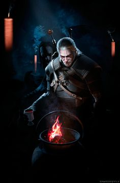 ArtStation - The Witcher 3: Wild Hunt - Blood and Wine (expectations), Evgeny Bubley (Teyzin)