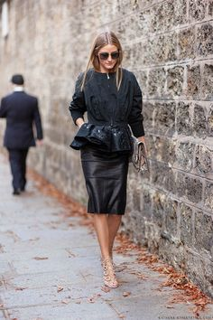 The Olivia Palermo Lookbook : Olivia Palermo In Paris