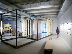 Don't miss the exhibition of Philippe Rizzotti in partnership with Sammode at the Lyon Architecture Biennale which lasts until July 9. Only a few days left to discover his light and modular structures which are the result of his experimental projects in incremental architecture.   Photos: © Vanessa Bosio  Architecte: Philippe Rizzotti