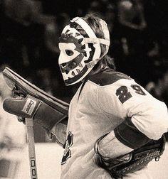 Montreal Canadiens, Hockey Goalie, Ice Hockey, Ken Dryden, Goalie Mask, Masked Man, Nhl, Hero, Knight