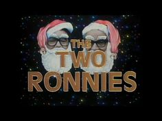 The Two Ronnies Christmas Special 1984 Full - YouTube