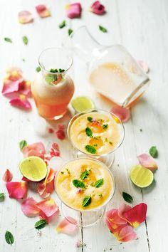 Mon Melon Mint Mojito Cocktail !