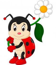 Find Ladybug Cartoon stock images in HD and millions of other royalty-free stock photos, illustrations and vectors in the Shutterstock collection. Thousands of new, high-quality pictures added every day. Cartoon Cartoon, Ladybug Cartoon, Ladybug Art, Cartoon Drawings, Cartoon Characters, Happy Cartoon, Art Drawings For Kids, Cute Drawings, Lady Bug Tattoo