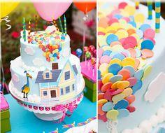 Disney up cake - picsandquotes blog