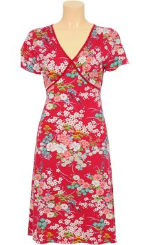all sorts of flowery dresses & skirts. for moms & girls. by King Louie.