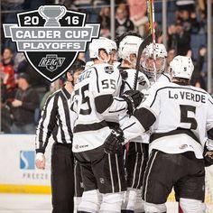 Ontario Reign - 2016 AHL Playoffs Ontario Reign, American Hockey League, Los Angeles Kings, Nhl, Hockey Stuff, Sports, Hs Sports, Sport
