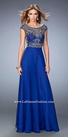 Gigi Navy Blue Evening Dress 22510. Pitkät MekotVestidos 88aacc177c