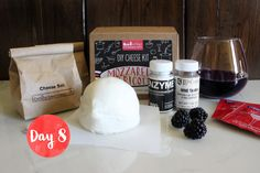 Ever wanted to make your own cheese and wine? Enter to win your own wine and cheese kits!