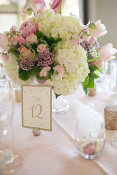 Wedding Table Numbers / Wedding Table Cards by DesignsByDirection, $30.00